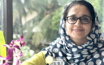 Interview with Razeena Ayesha